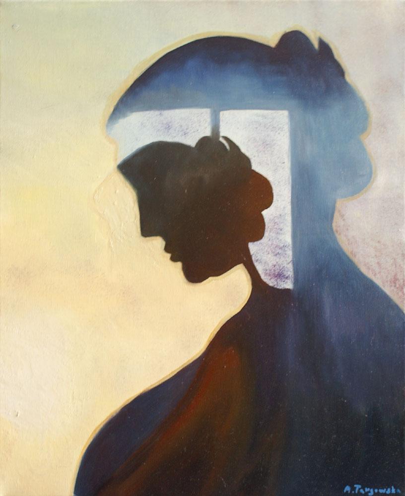 Agnieszka Targowska peinture