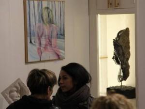 """Vernissage """"Pour l'Amour de l'Art"""" a Castres"""