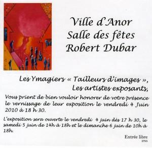 exoisition des Ymagiers