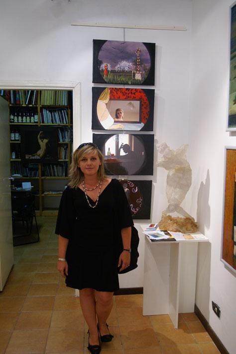Agnieszka Targowska exposition 2009