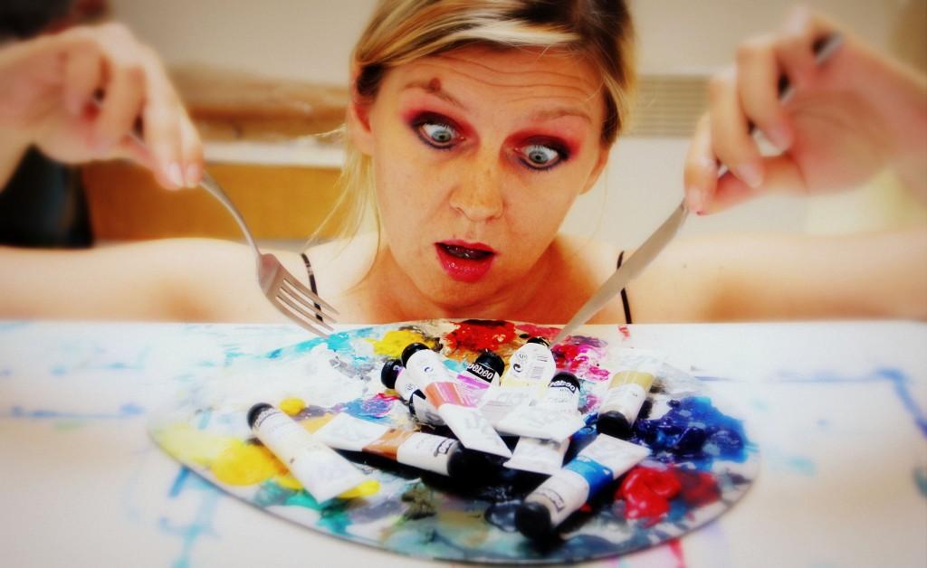 Agnieszka Targowska artiste peintre tarn