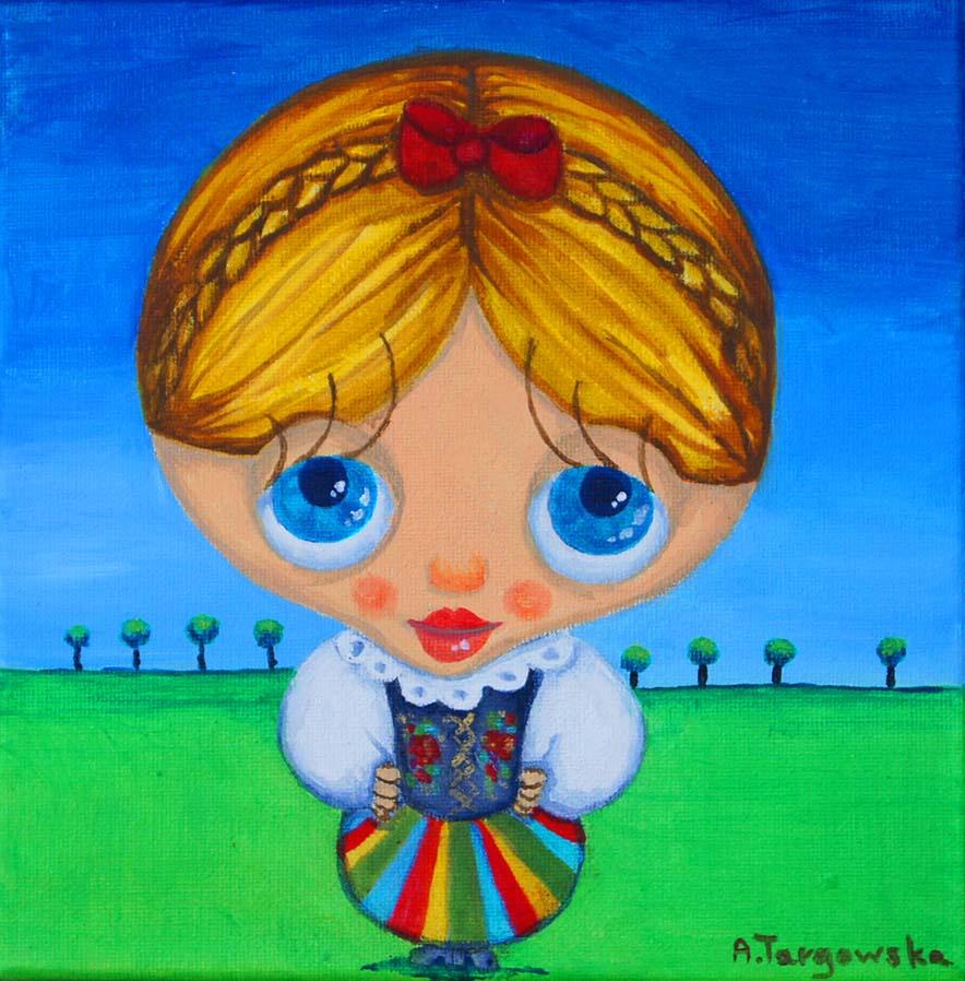 Agnieszka Targowska Peinture 2014