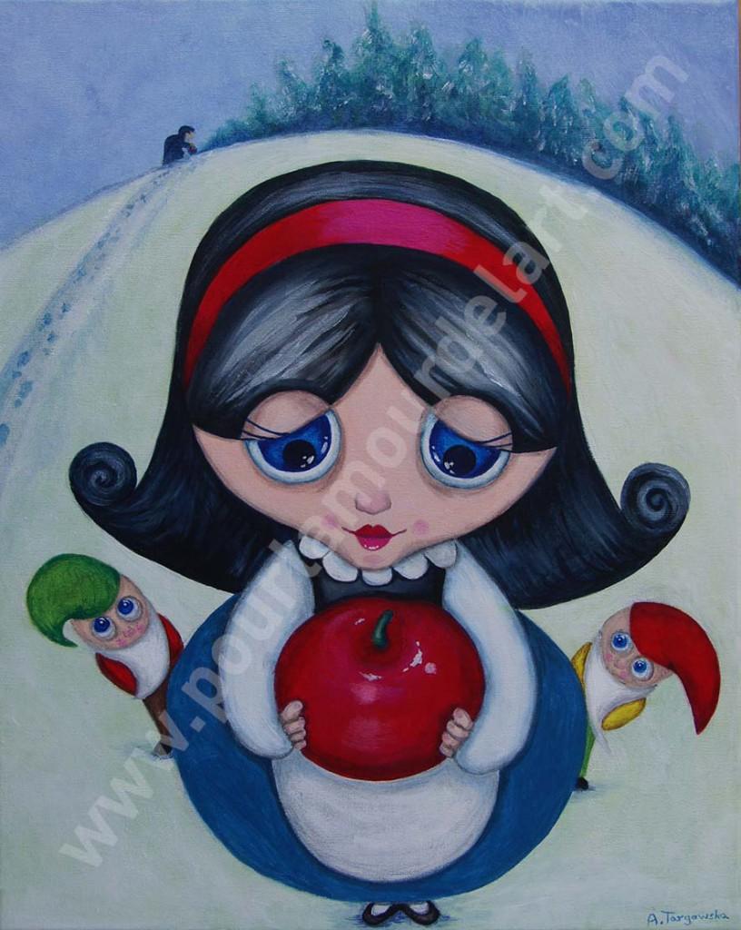 peinture pour enfants, idee deco