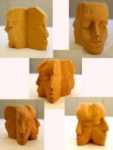 sculpture Agnieszka Targowska 2014