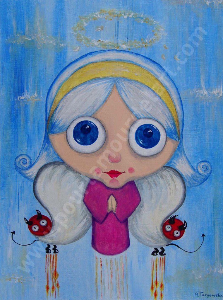 peinture pour enfants, humeur, deco