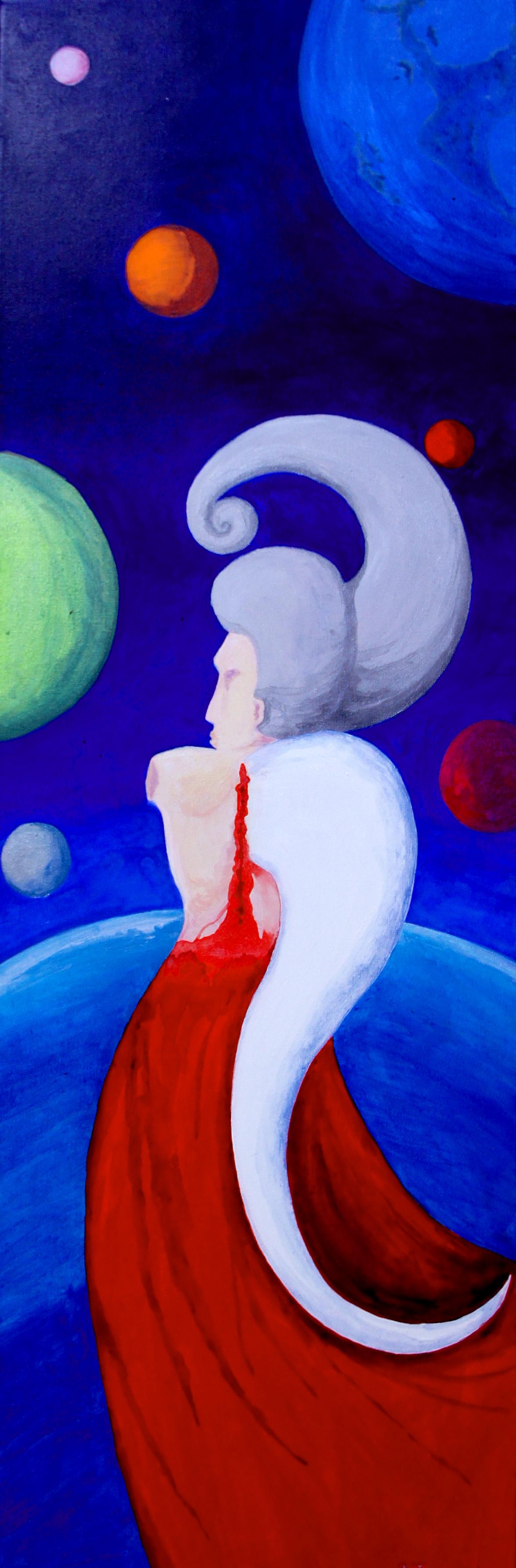 Agnieszka Targowska Peinture 2013
